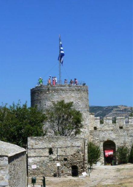 Excursion around the city of Kavala