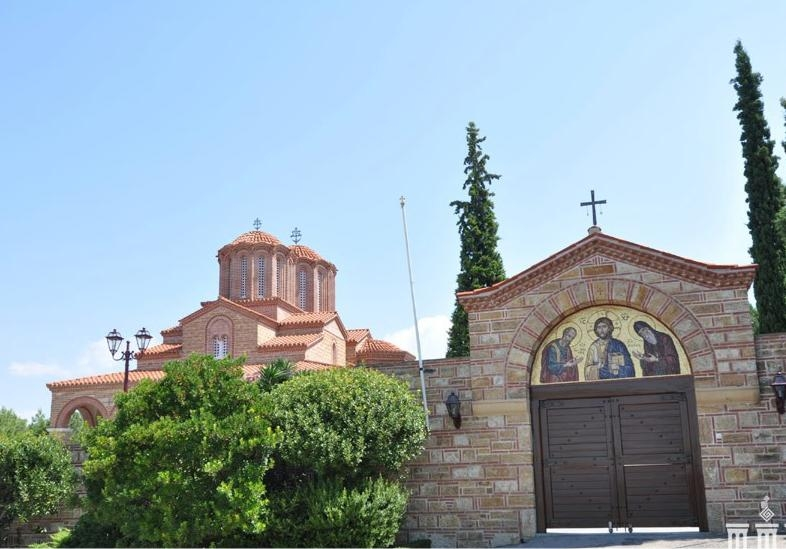 Monastery of St. John the theologian in Souroti