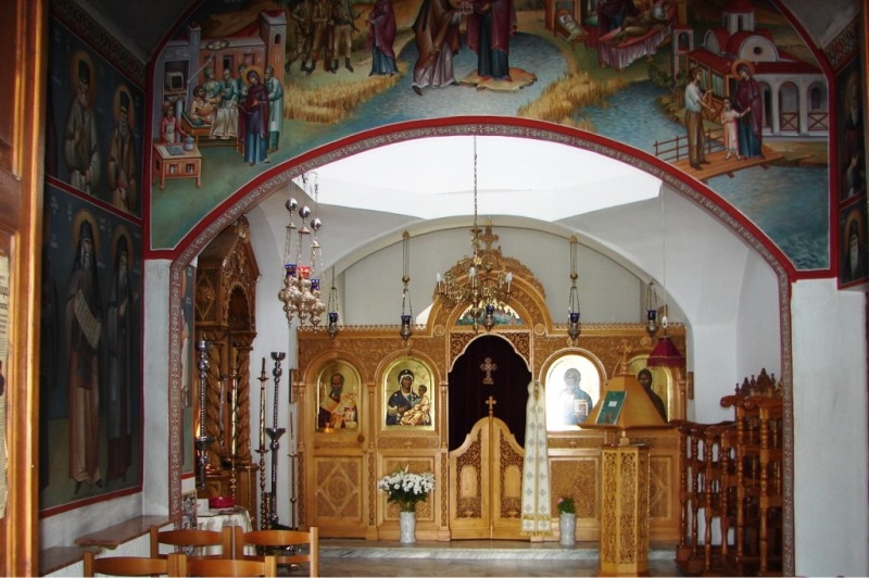 Monastery of St. Nicholas & Church of Panagia Pantanassa